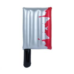 Inflatable Bloody Cleaver - 40cm