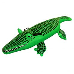 Inflatable Crocodile Pool Float - 1.5 Metres