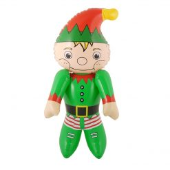 Inflatable Christmas Elf - 65cm
