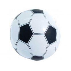 Inflatable Football Beach Ball - 35cm