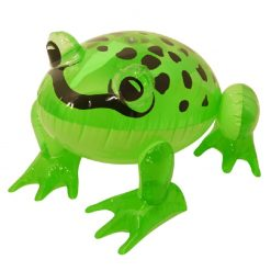 Inflatable Green Frog - 53cm