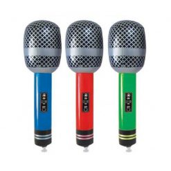 Inflatable Small Microphone - 25cm
