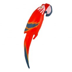 Inflatable Red Parrot - 75cm