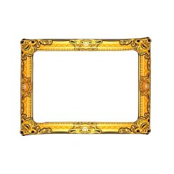 Inflatable Picture Frame - Gold - 60cm x 80cm