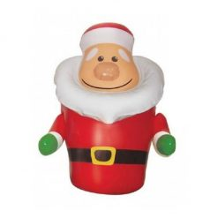 Inflatable Santa Bopper - 45cm