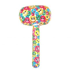Inflatable Smile Face Mallet - 66cm