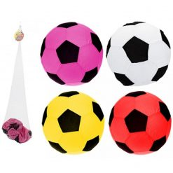 Large Fabric Mega Ball Inflatable - Mix of 4 Colours - 45cm