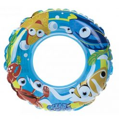 Inflatable Sea Creatures Swim Ring - 50cm