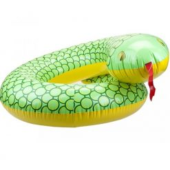 Inflatable Snake Swim Ring - 80 x 90cm