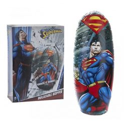 Inflatable Superman Punch Bag - 80cm