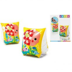 Tropical Animals Kids Swimming Armbands - Age 3-9