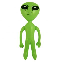 Inflatable Green Alien Small